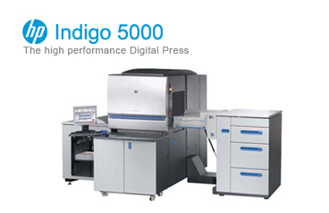 HP Indigo 5000 Digitial Press