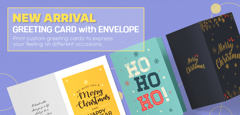 Make your own Greeting cards online!