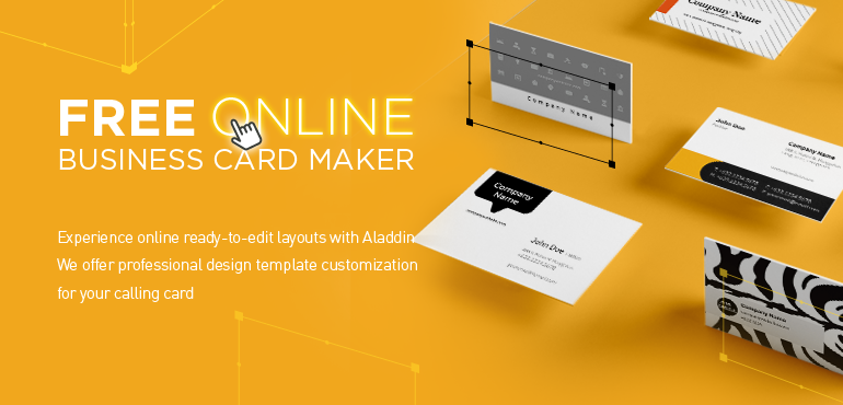 Make your own Business card online!