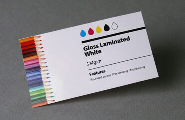 High standard business cards aladdinprintphil thickest commercial grade coated paper available with a thickness of 028 mm or 11 points plastic films are laminated onto both sides to give superior colourmoves